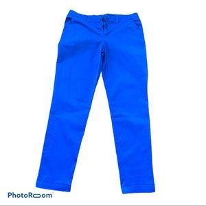 Royal Blue Khakis